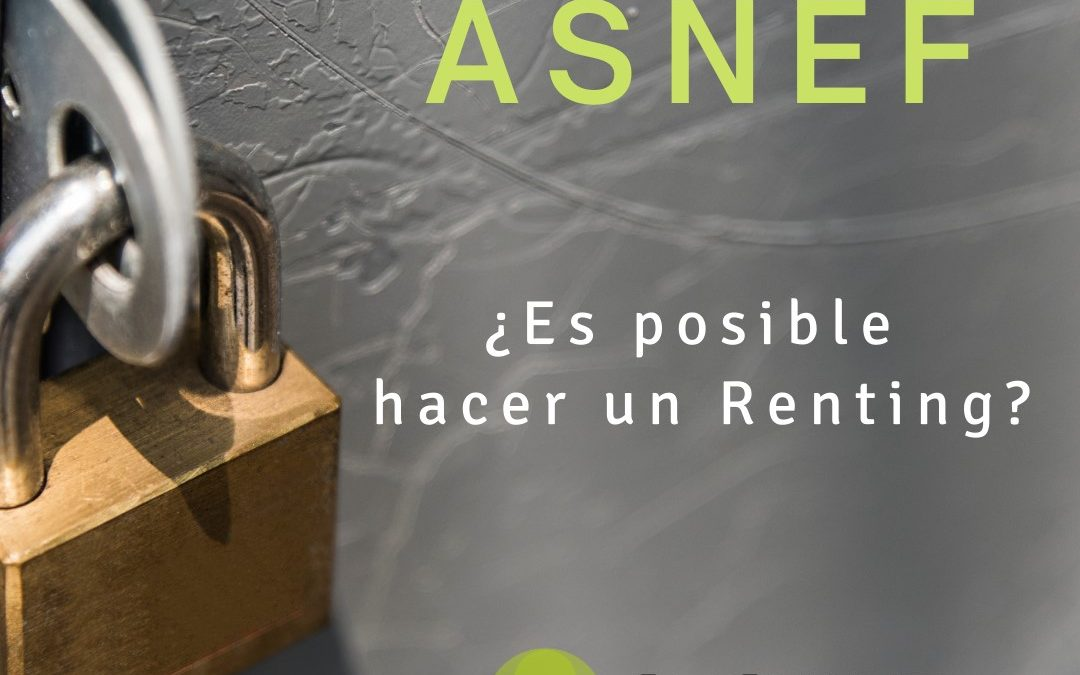 Renting Flexible Asnef
