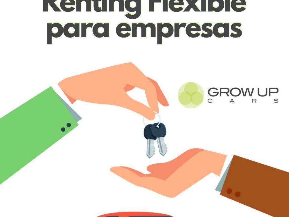 Renting flexible para empresas y autónomos
