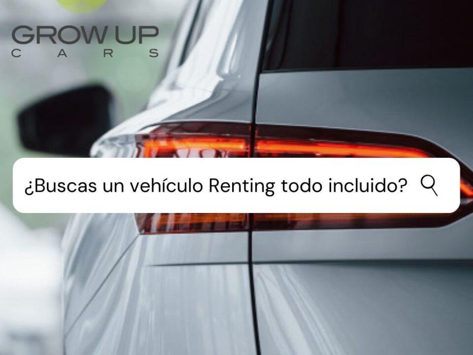 Renting de vehículos con opción a compra