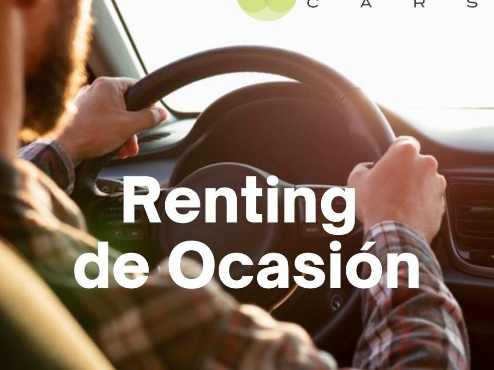Renting vehículos de Ocasión