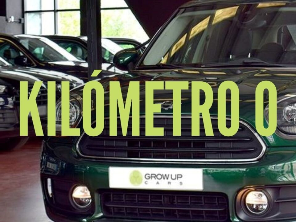 Renting Vehículo Kilometro Cero